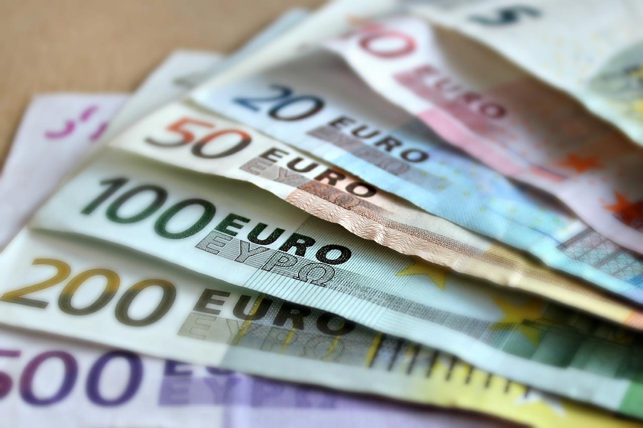 Illustration - Eurobanknoten