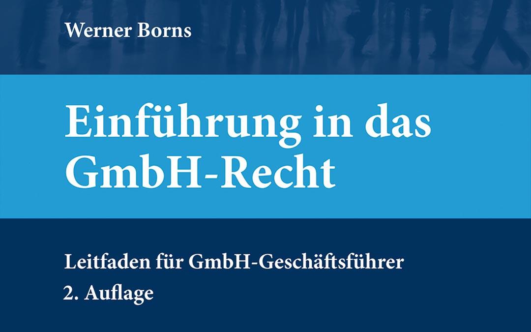 Einführung in das GmbH-Recht