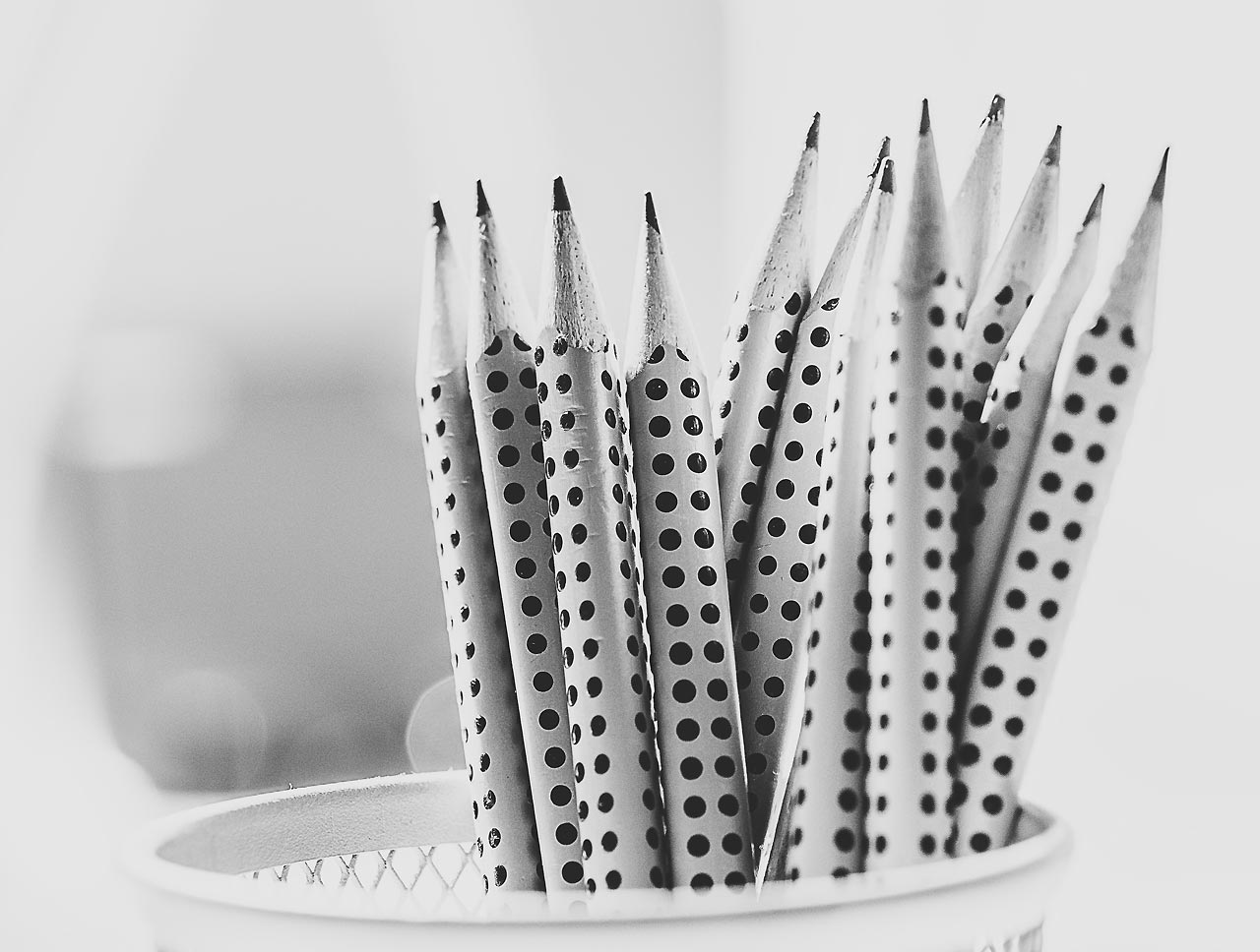 Illustration - Bleistifte